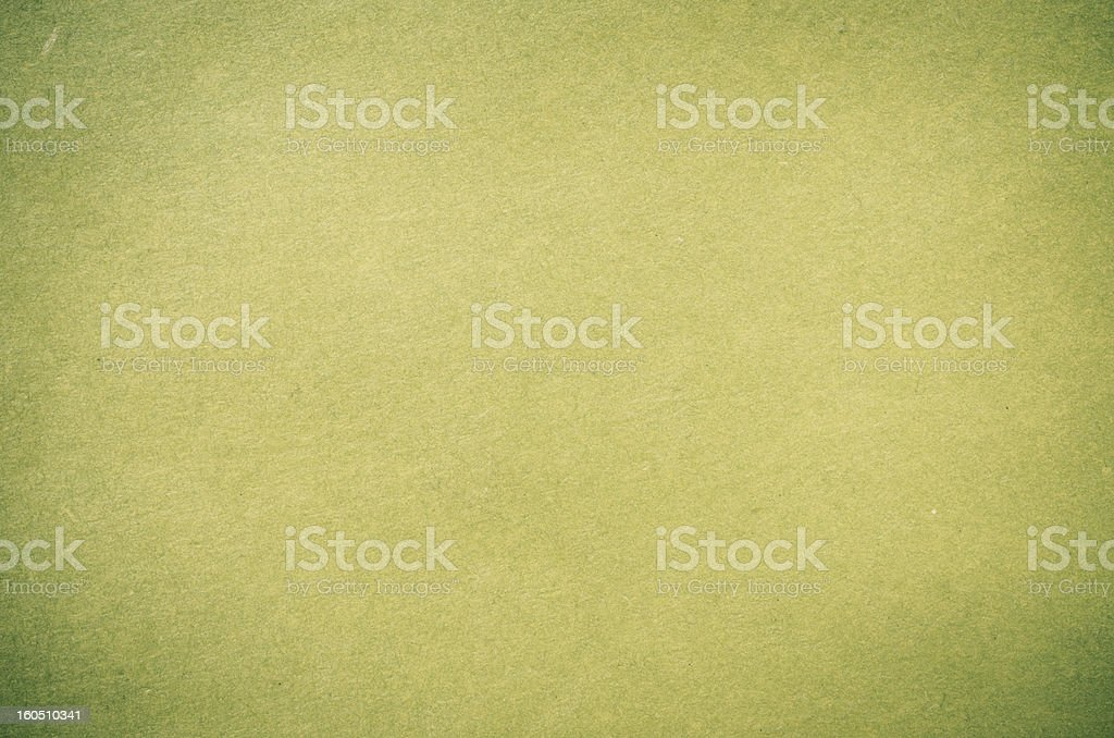 Pastel green paper or plaster royalty-free stock photo