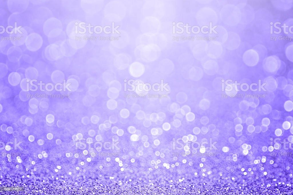 Pastel Purple Sparkle Background stock photo