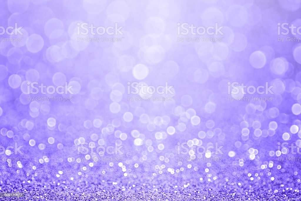 Pastel Purple Sparkle Background stock photo