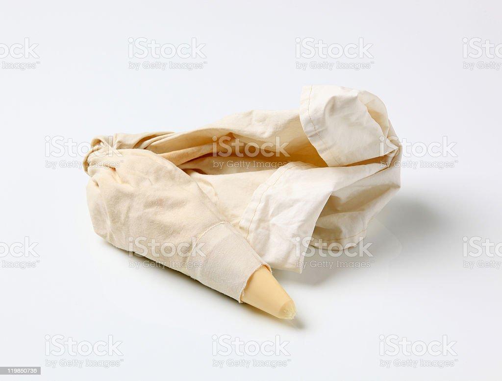 Pastry bag stock photo