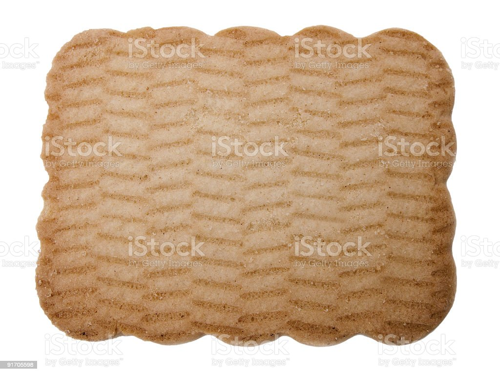 Pastry cookie royalty-free stock photo