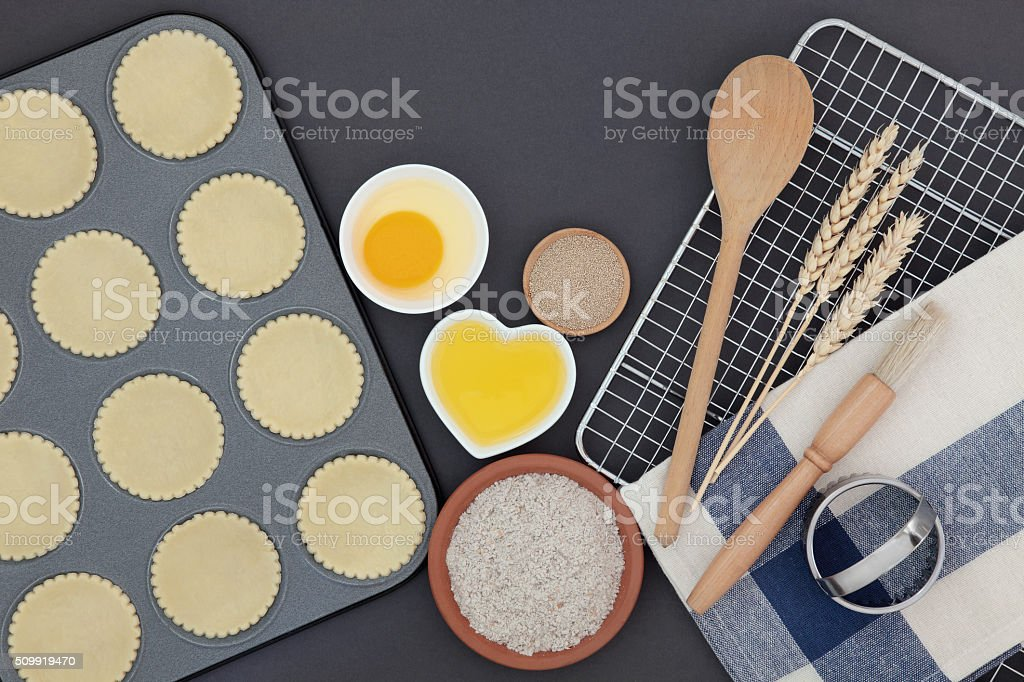 Pastry Making stock photo