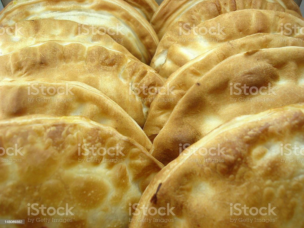 empanada royalty-free stock photo