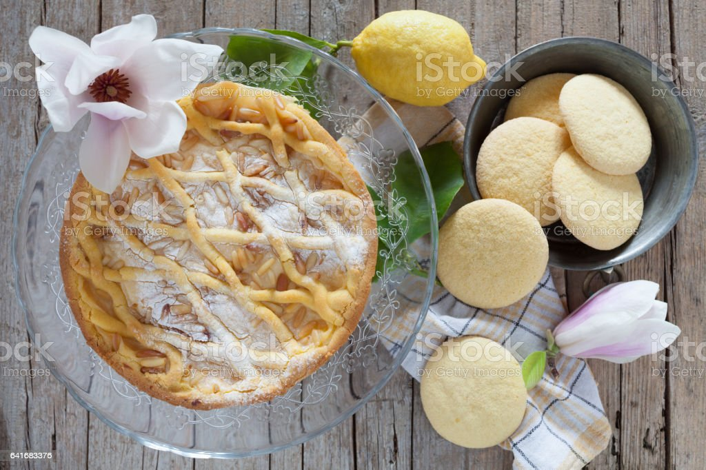 Pastry Products stock photo