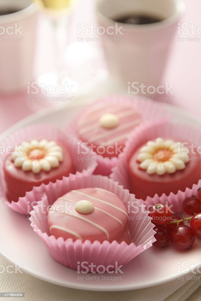 Pastry Stills: Chocolate Candy royalty-free stock photo
