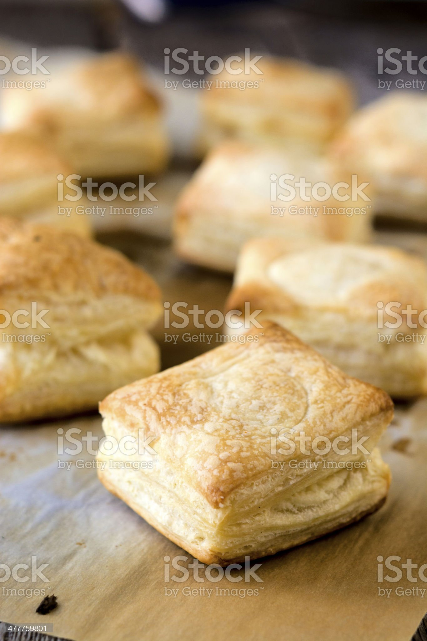 Pastry with cheese royalty-free stock photo