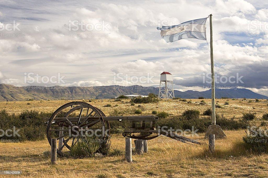Patagonia Argentina stock photo