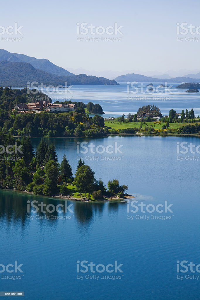 Patagonia royalty-free stock photo