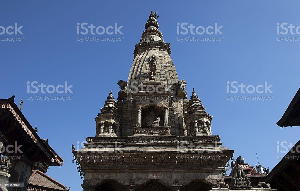 Patan, Kathmandu, Nepal royalty-free stock photo