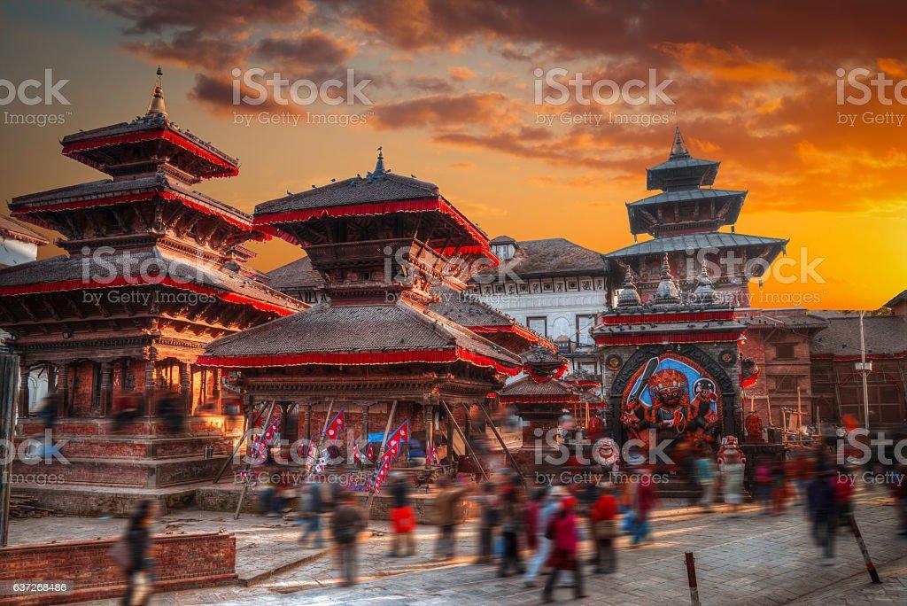 Patan stock photo
