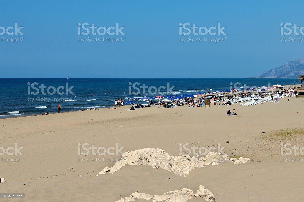 Patara Пляж Стоковые фото Стоковая фотография