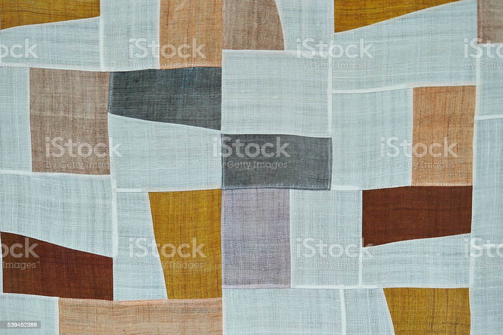 Patch work stock photo