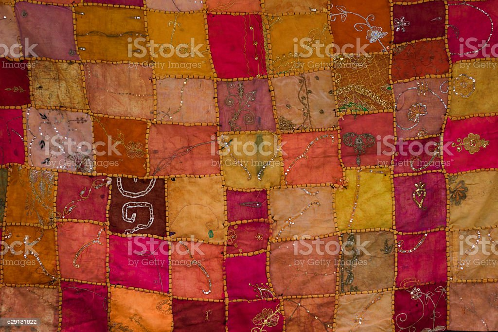 Patchwork Background stock photo