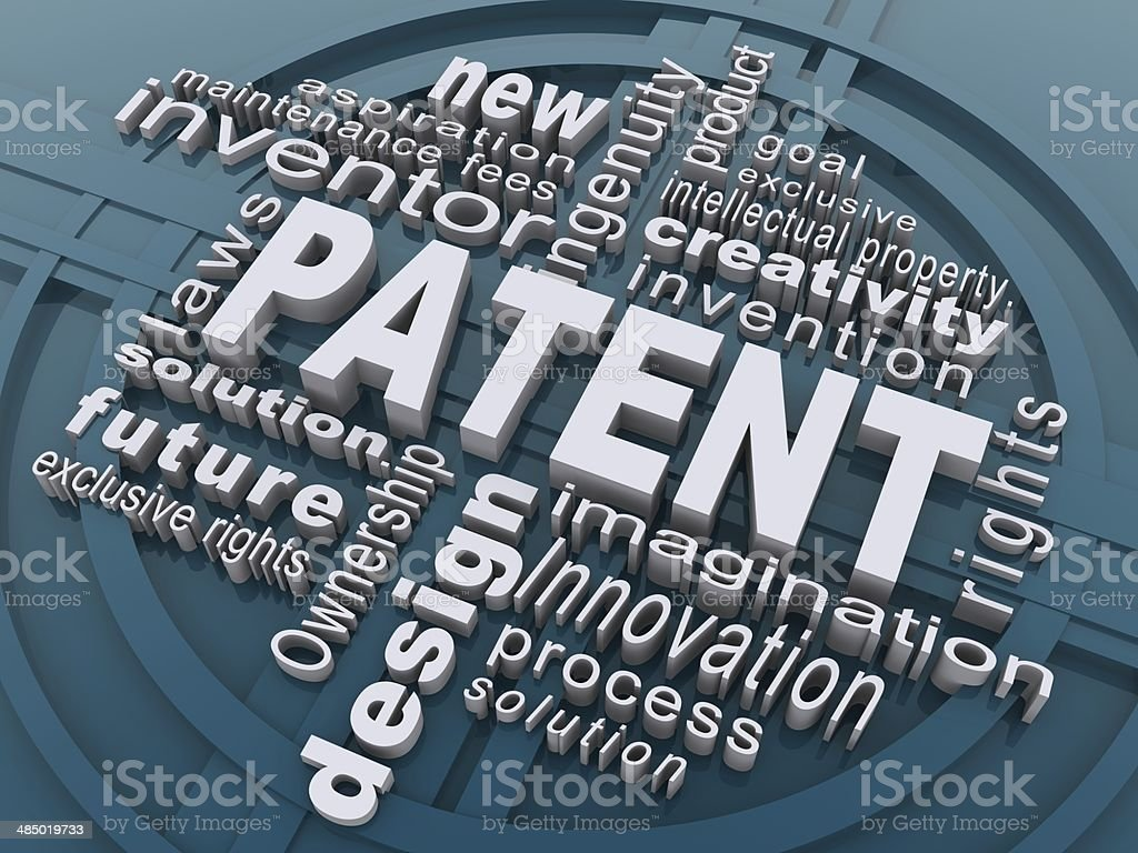patent stock photo
