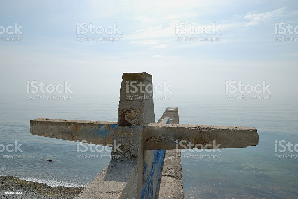 path to infinity royalty-free stock photo