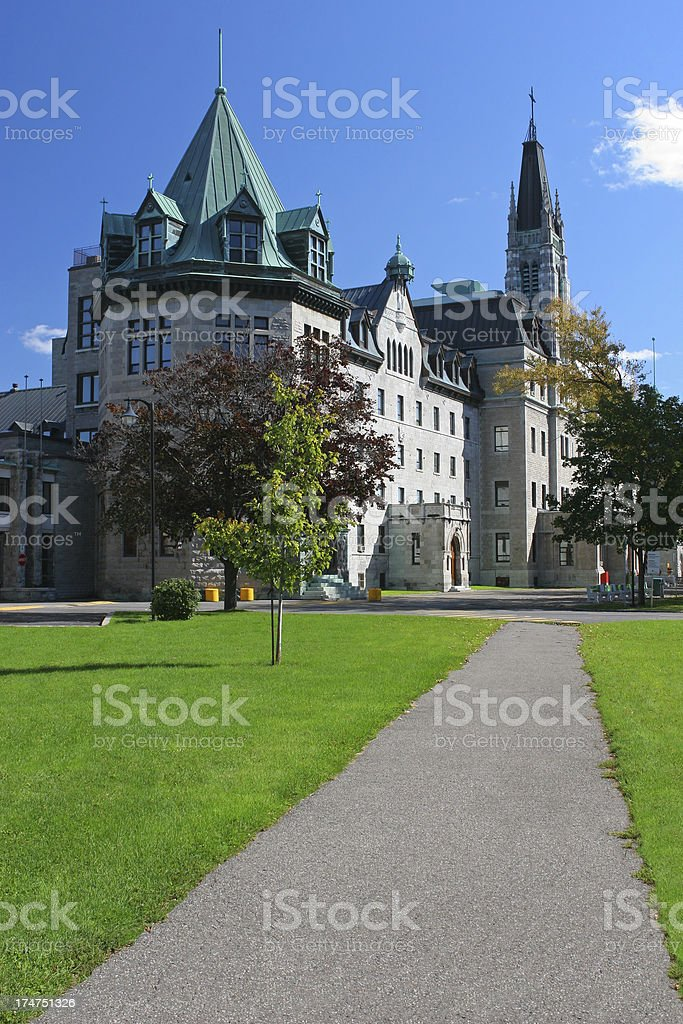 Path to Knowledge royalty-free stock photo