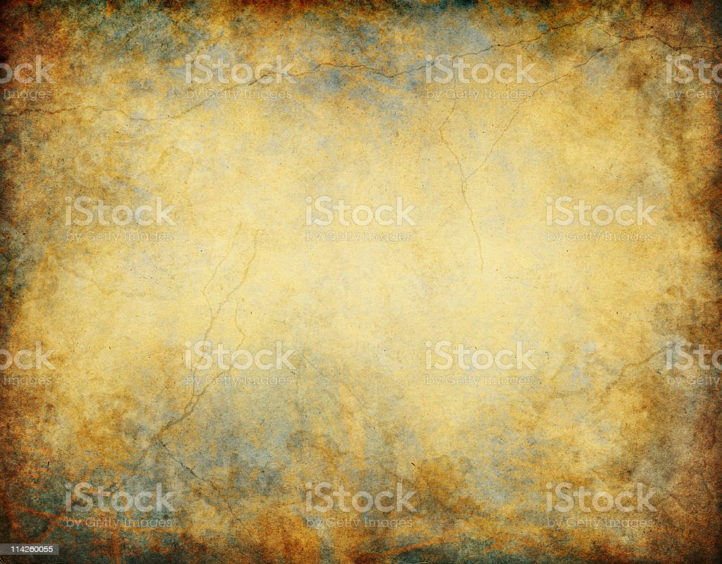 Patina Grunge Background stock photo