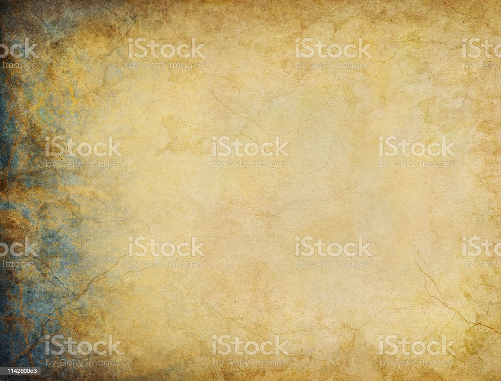 Patina Grunge Margin stock photo