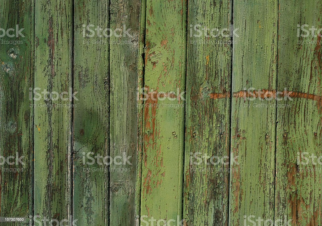 Patinated Wooden Texture royalty-free stock photo