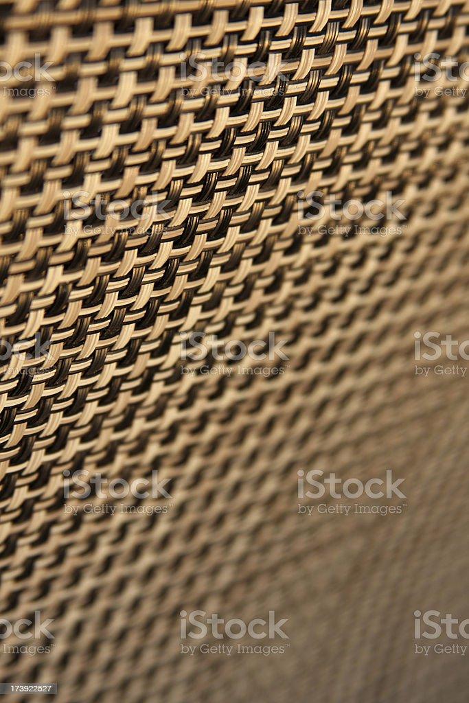 Patio Furniture Detail royalty-free stock photo