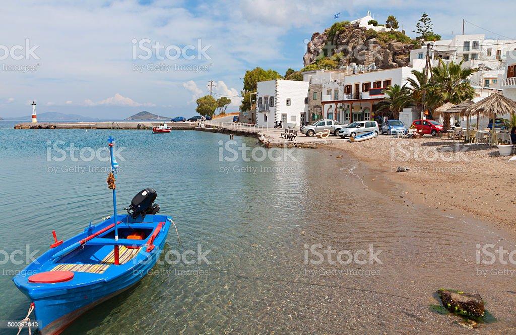 Виллу в остров Теологос на побережье