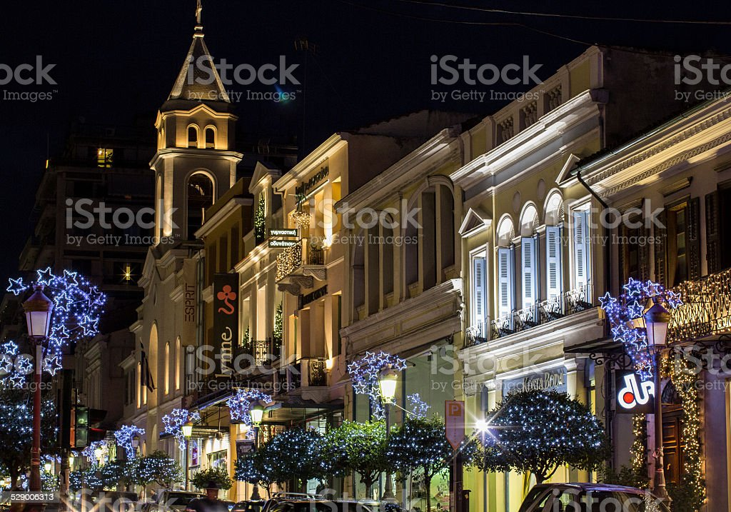 Patras, Greece stock photo