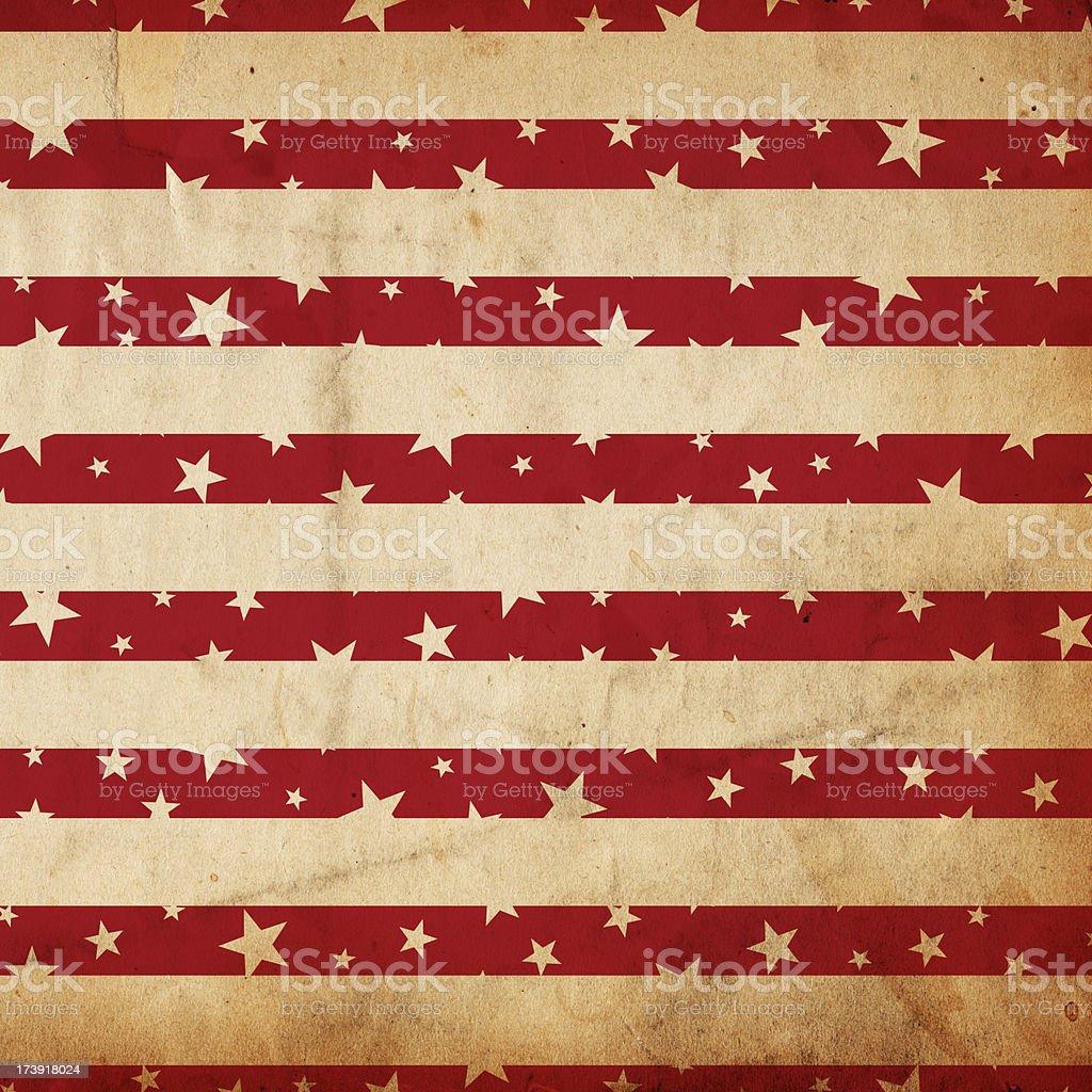 Patriotic Grunge Paper XXXL stock photo