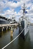 Patriots Point Naval and Maritime Museum, Charleston, South Carolina