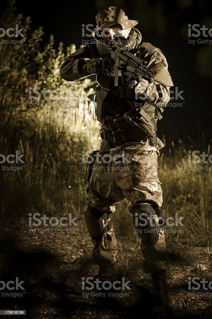 patrol royalty-free stock photo