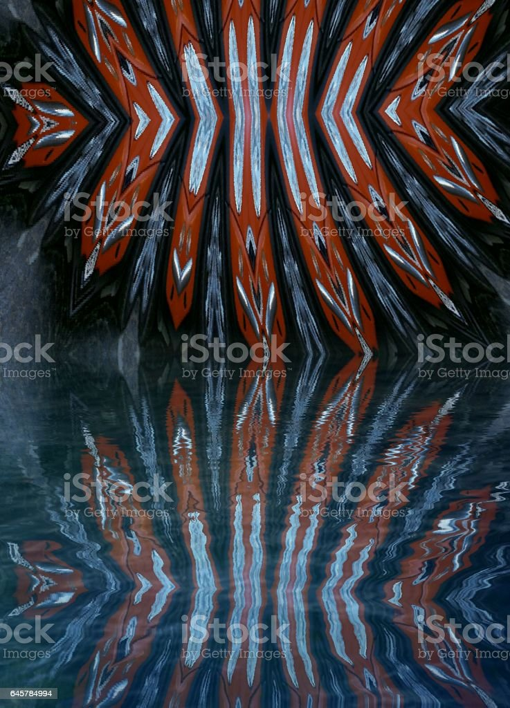 Pattern Abstract Background stock photo
