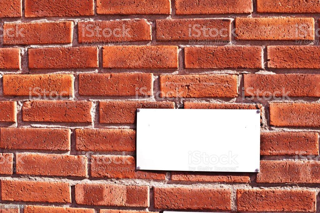 Pattern Block or Brick with Customizable Board stock photo