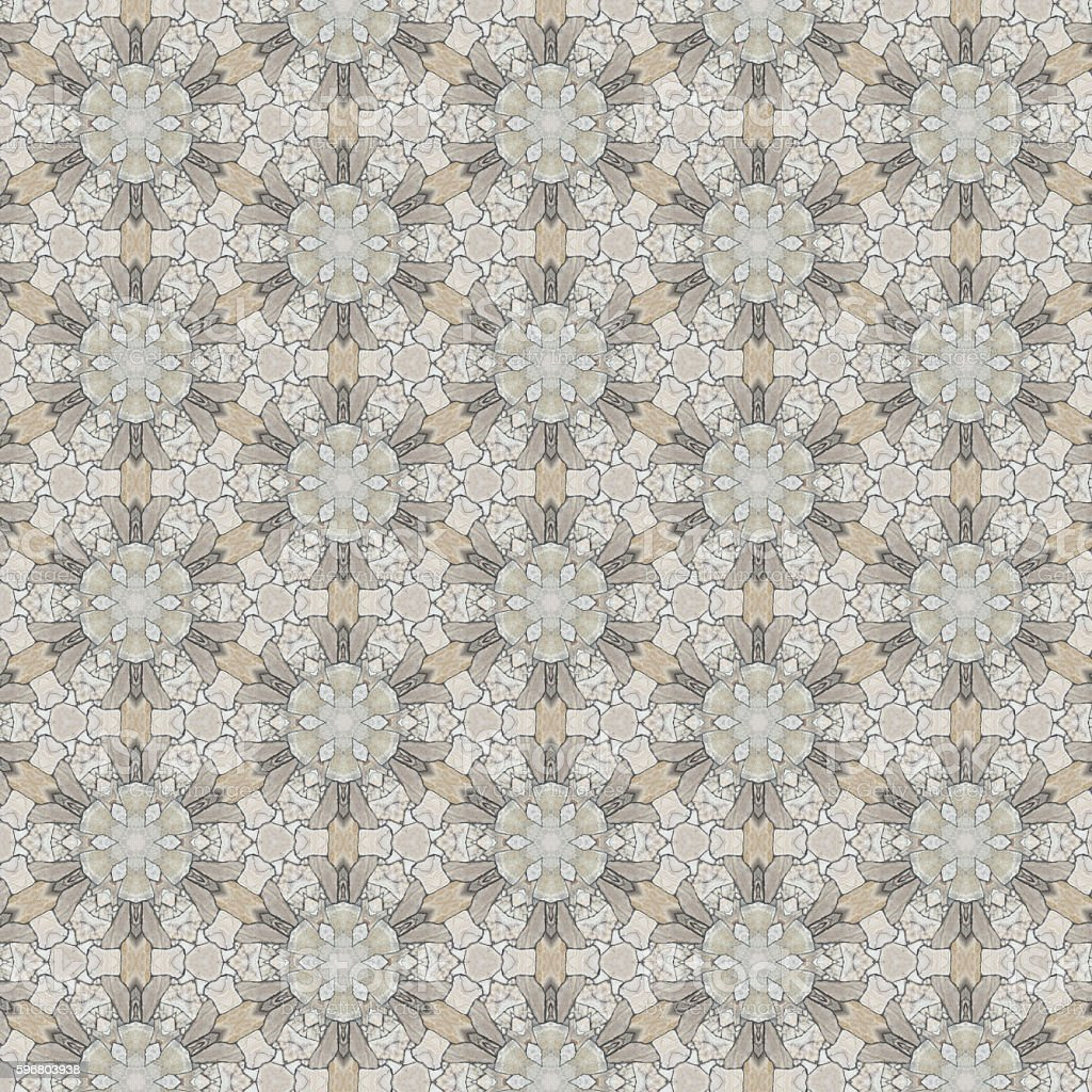 Pattern design for fabric or interior wallpaper stock photo