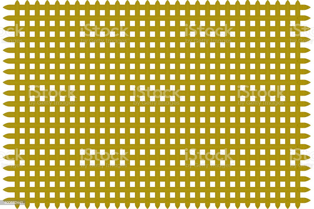 Pattern from yellow leaf stock photo