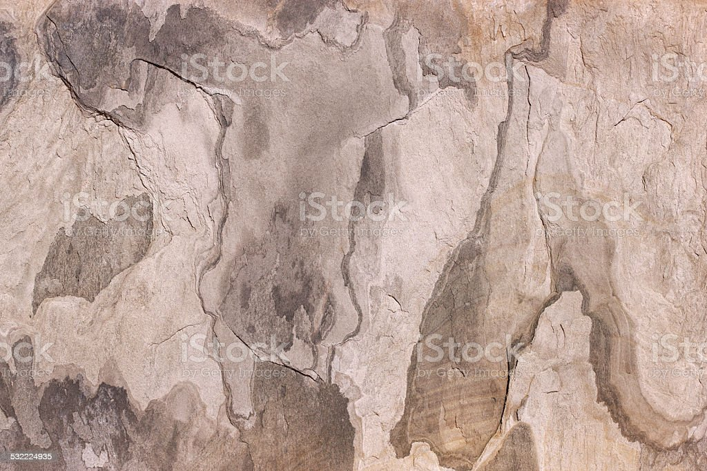 Pattern of a stone slab in beige, gray, brown royalty-free stock photo