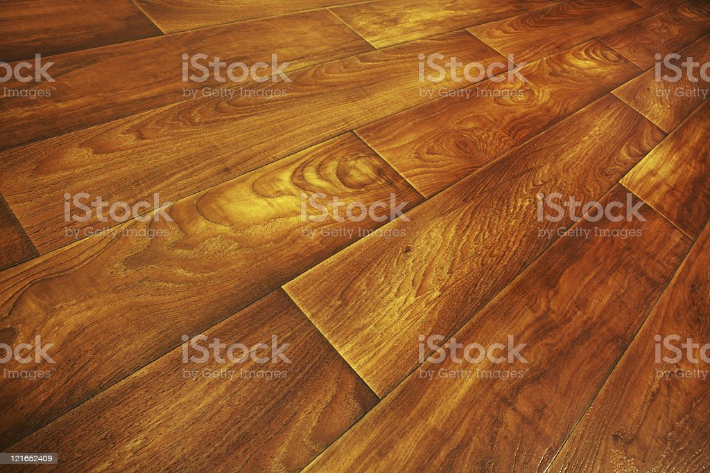 Pattern of a wooden planks stock photo