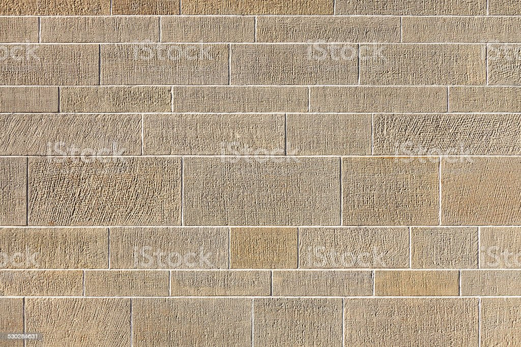 Pattern of an exterior wall in horizontal format royalty-free stock photo