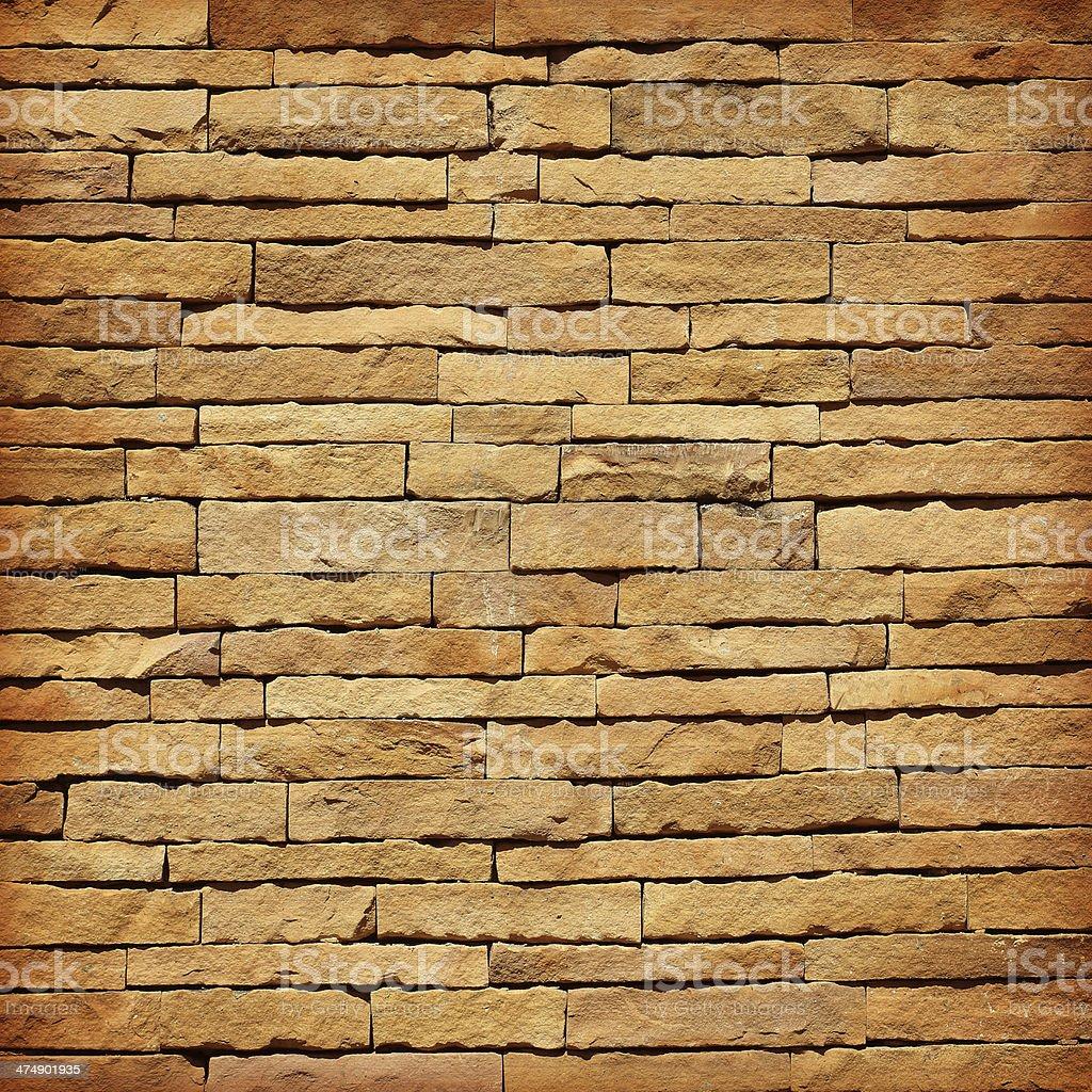 pattern of decorative slate stone wall surface royalty-free stock photo