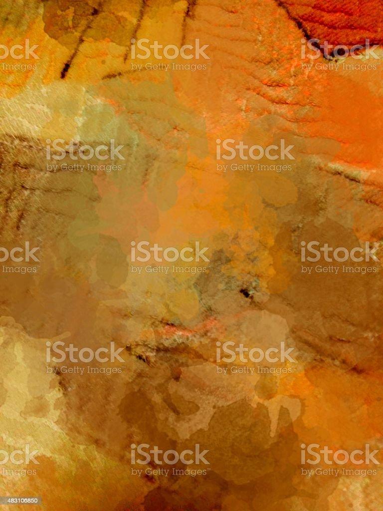 Pattern of heat stock photo