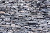 Pattern of stone wall background.
