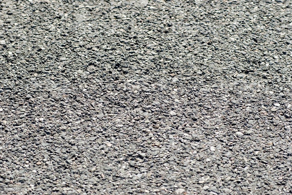 pattern of tar on the streets royalty-free stock photo