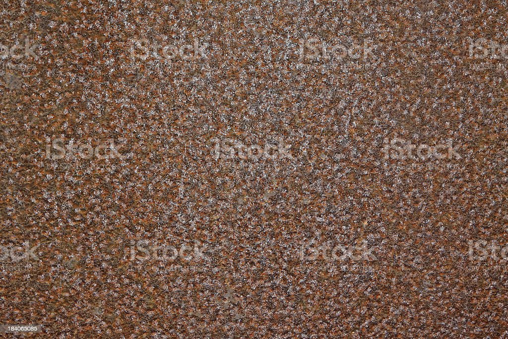 pattern on the iron plate royalty-free stock photo