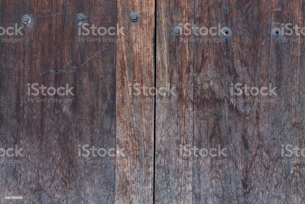 pattern on wood wall stock photo