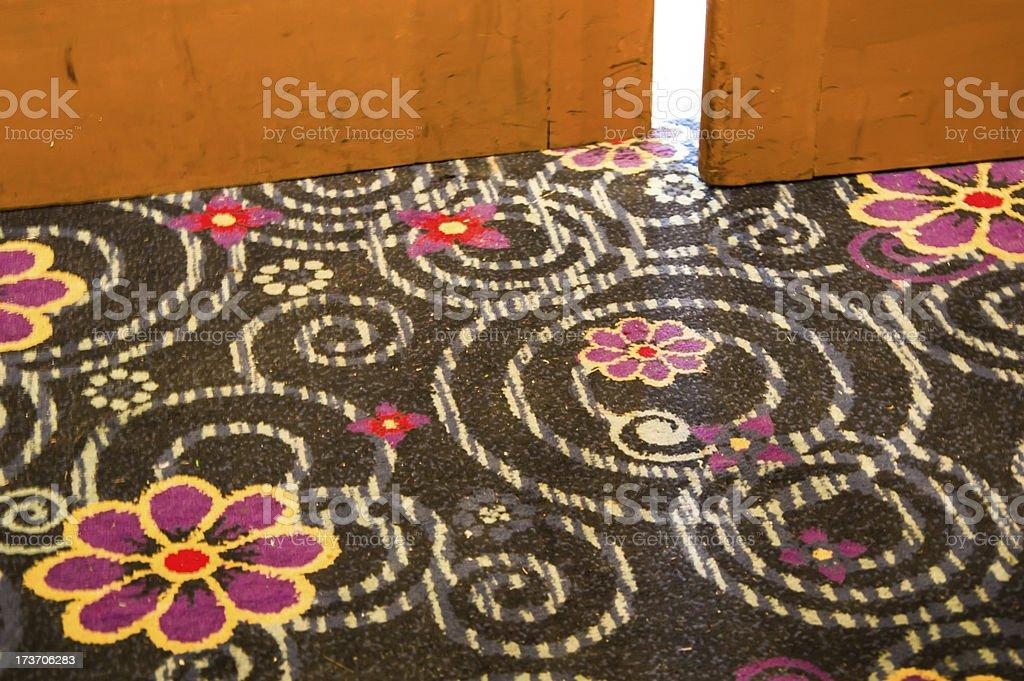 pattern thai background royalty-free stock photo