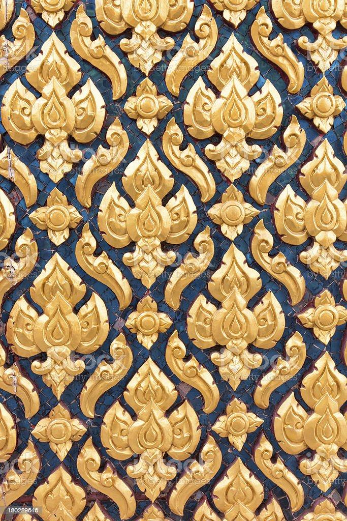 Pattern Thailand royalty-free stock photo