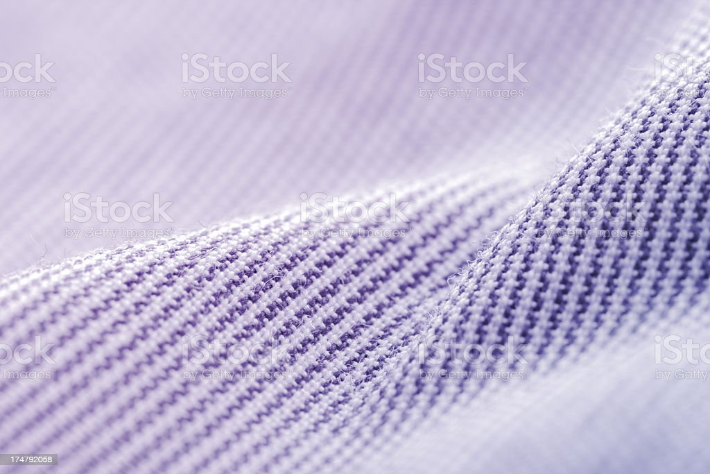 Patterned Fabric royalty-free stock photo