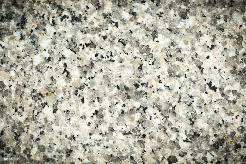 Patterned granite surface stock photo