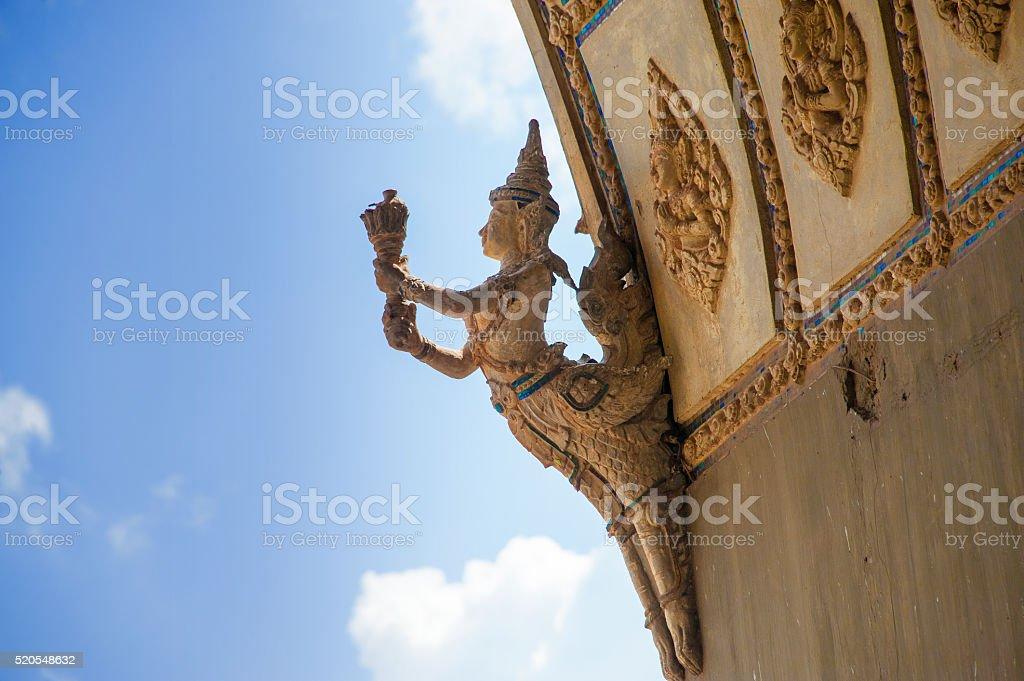 Patuxai Laos stock photo
