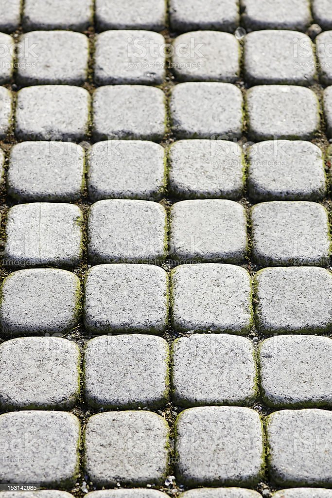 Pavement royalty-free stock photo