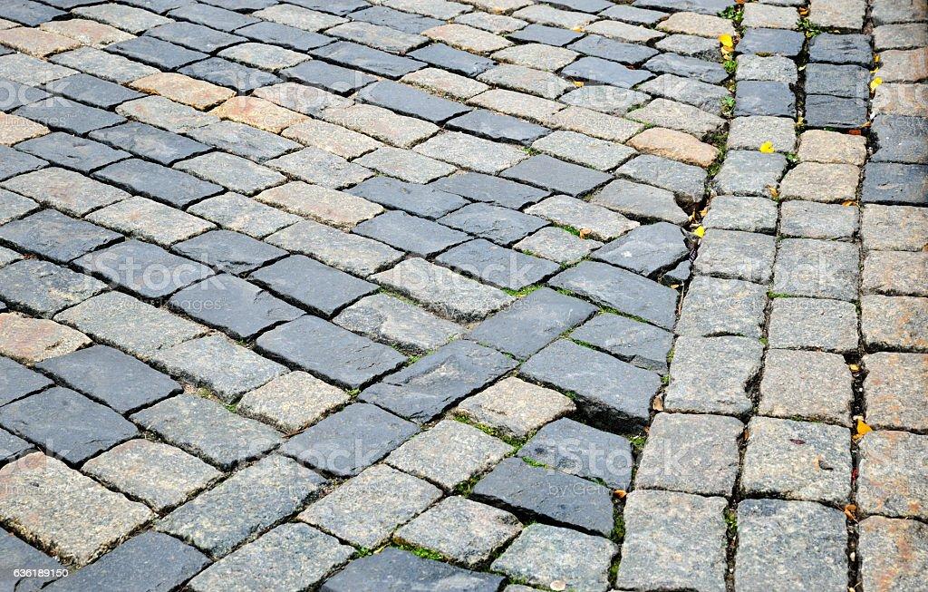 Pavement stock photo