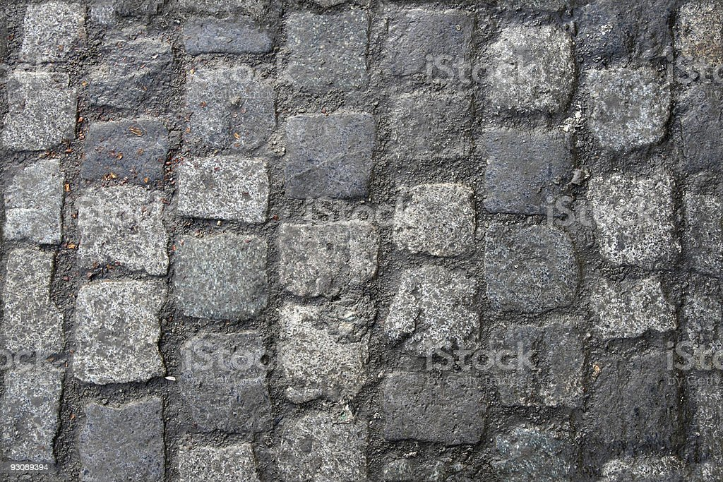pavement texture stock photo
